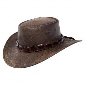 Jacaru Hats - Wild Roo Croc - Hats By The 100  AUS